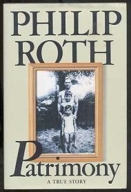 Patrimony : A True Storyby: Roth, Philip - Product Image