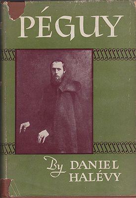 Peguy and Les Cahiers de la Quinzaine Halevy, Daniel - Product Image