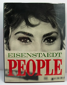 People (SIGNED COPY)Eisenstaedt, Alfred - Product Image