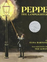 Peppe the LamplighterBartone, Elisa - Product Image