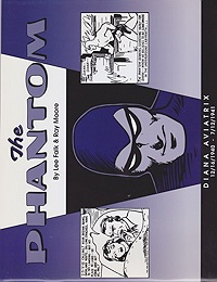 Phantom, The: Diana Aviatrix 12/16/1940-7/12/1941Falk, Lee and Ray Moore, Illust. by: Lee  Falk - Product Image