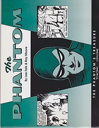 Phantom, The: The Phantom's Treasure 7/14/1941-1/31/1942Falk, Lee and Ray Moore, Illust. by: Lee  Falk - Product Image