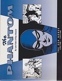 Phantom, The: The Sea Horse 1/22/1940-7/27/1940Falk, Lee and Ray Moore, Illust. by: Lee  Falk - Product Image