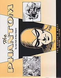 Phantom, The: The Shark's Nest 7/25/1938-11/5/1938Falk, Lee and Ray Moore, Illust. by: Lee  Falk - Product Image