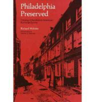 Philadelphia Preserved: Catalog of the Historic American Buildings SurveySurvey, Historic American Buildings - Product Image