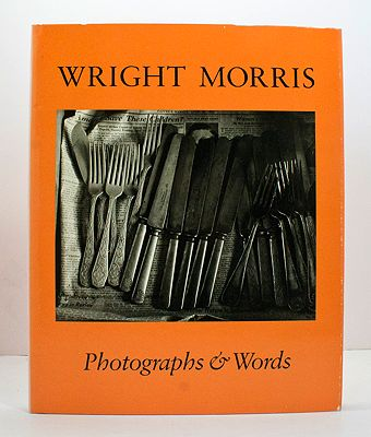 Photographs & Words (SIGNED COPY))Morris, Wright and James Alinder - Product Image