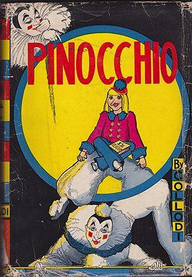 PinocchioCollodi, C. and Louise Beaujon, Illust. by: Louise  Beajon - Product Image