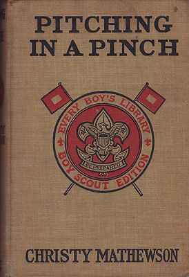Pitching In a Pinch or Baseball from the InsideMathewson, Christy - Product Image
