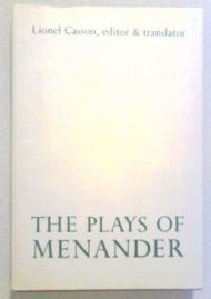Plays of Menander, Theby: Casson (Ed.), Lionel - Product Image
