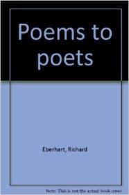 Poems to Poets/ Engravings by Michael McCurdyEberhart, Richard - Product Image