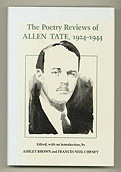 Poetry Reviews of Allen Tate 1924-1944 (Southern Literary Studies)Tate, Allen - Product Image