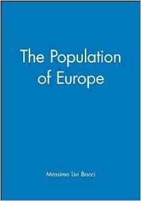 Population of Europe, TheBacci, Massimo Livi - Product Image