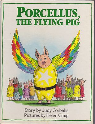 Porcellus, The Flying PigCorbalis, Judy/Helen Craig, Illust. by: Helen  Craig - Product Image