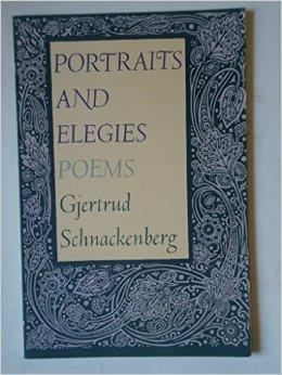 Portraits and ElegiesSchnackenberg, Gjertrud - Product Image