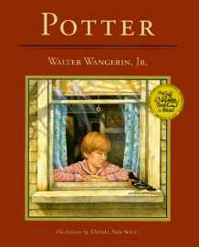 PotterWalter, Wangerin, Jr., Illust. by: Daniel San Souci - Product Image
