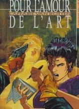 Pour l'amour de l'art, Tome 1 : L'affaire Van RottenLe Tendre, Henri Rey-Flaud, Joseph B - Product Image