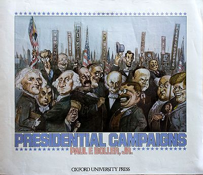 Presidential Campaigns (POSTER)Sorel, Edward - Product Image