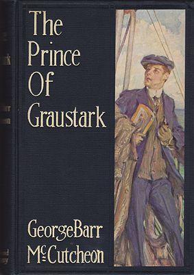 Prince of Graustark, TheMcCutcheon, George Barr, Illust. by: Arthur I.  Keller - Product Image