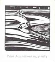 Print Acquisitions, 1974-1984Goldman, Judith - Product Image