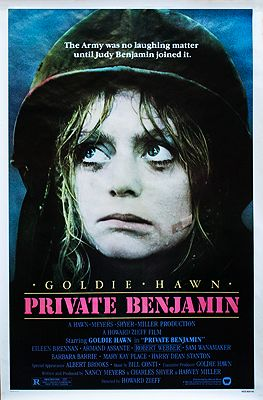 Private Benjamin (MOVIE POSTER)N/A - Product Image