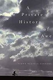 Private History Of Awe (SIGNED) Sanders, Scott R - Product Image