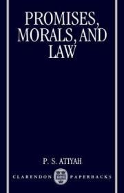 Promises, Morals, and LawAtiyah, P.S. - Product Image
