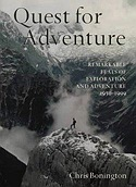 QUEST FOR ADVENTURE, THE : REMARKABLE FEATS OF EXPLORATION AND ADVENTUREBONINGTON, SIR CHRIS - Product Image