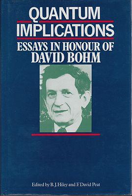 Quantum Implications - Essays in Honour of David BohmHiley, B. J./F. David Peat - Product Image