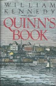 Quinn's BookKennedy, William - Product Image