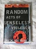 Random Acts of Senseless ViolenceWomack, Jack - Product Image