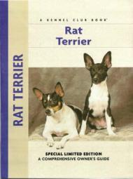 Rat Terrier: A Comprehensive Owner's GuideKane, Alice J. - Product Image