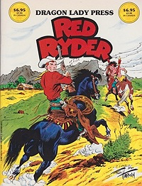Red Ryder: Dragon Lady Productions No. 2Harman, Fred - Product Image