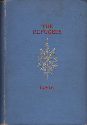 Refugees, The: A Tale of Two ContinentsDoyle, Arthur Conan, Illust. by: T. De Thulstrup - Product Image