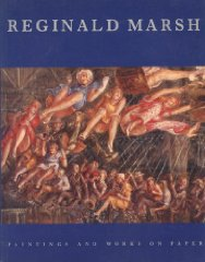 Reginald Marsh, 18981954: Paintings and works on paper : the Greenberg Gallery, 44 Maryland Plaza, St. Louis, Mo., January 18March 1, 1986, Hirschl ... St., New York, N.Y., March 13April 19, 1986by:  - Product Image