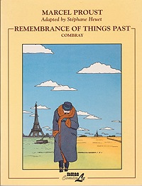 Remembrance of Things Past: Combray Vol. 1Proust, Marcel and Stephane Heuet, Illust. by: Stephane Heuet - Product Image