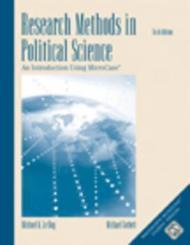 Research Methods in Political Science: An Introduction Using MicroCase ExplorItby: Roy, Michael K. Le - Product Image