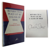 Return To A Place Lit By A Glass of Milk Simic, Charles  - Product Image
