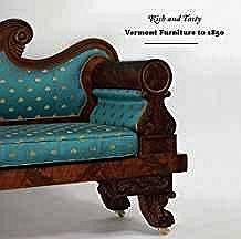 Rich and Tasty - Vermont Furniture to 1850 - Shelburne Museum - July 25 to November 1, 2015Burks, Jean M./Philip Zea - Product Image