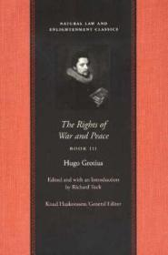 Rights of War and Peace Vol3, Grotius, Hugo - Product Image