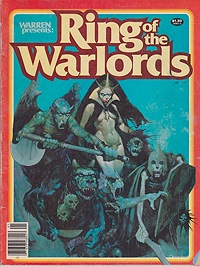 Ring of the WarlordsWood, others, Wally, Illust. by: Wally  Wood - Product Image