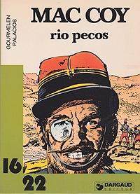 Rio Pecos Mac CoyJean-Pierre Gourmelen, Antonio Hernandez Palacios , Illust. by: Antonio Hernandez Palacios  - Product Image
