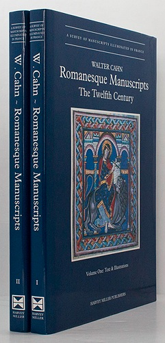 Romanesque Manuscripts - The Twelfth Century (2 vols.)Cahn, Walter - Product Image