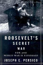 Roosevelt's Secret War: FDR and World War II Espionageby: Persico, Joseph - Product Image