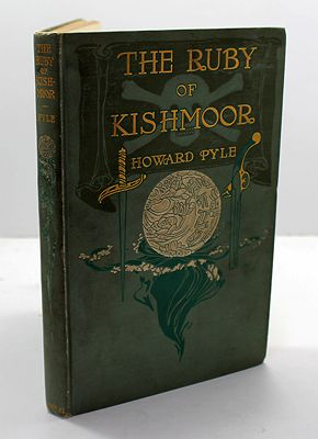 Ruby of Kishmoor, ThePyle, Howard - Product Image