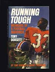Running Tough - Memoirs of a Football MaverickDorsett, Tony - Product Image