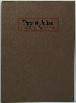 Rupert Julian - The Man and His ArtClymer, John B./Rupert Julian - Product Image