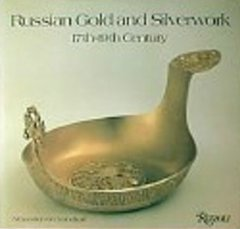 Russian Gold and Silverwork, 17th19th Centuryvon Solodkoff, Alexander - Product Image