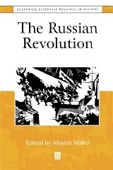Russian Revolution, The : The Essential ReadingsMiller, Martin A. (Editor) - Product Image