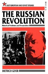 Russian Revolution, The Geyer, Dietrich - Product Image
