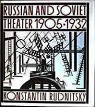 Russian Soviet Theater 1905-1932Rudnitskii, Konstantin - Product Image